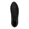 Kožené kotníčkové tenisky černé converse, černá, 546-6081 - 19