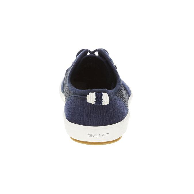 Pánské ležérní tenisky gant, modrá, 849-9018 - 17