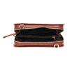 Kožená Crossbody kabelka royal-republiq, hnědá, 964-3017 - 15