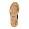 Dámská kožená obuv modrá weinbrenner, modrá, 596-9629 - 26