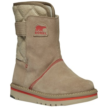 Kids shoes sorel, žlutá, 393-8008 - 13
