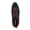 Pánské kožené tenisky converse, modrá, 843-9082 - 19