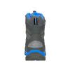 Kotníčková dětská obuv mini-b, šedá, 491-2100 - 17