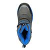Kotníčková dětská obuv mini-b, šedá, 491-2100 - 19
