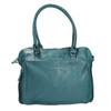 Dámská kožená kabelka sticksandstones, tyrkysová, 964-9005 - 26