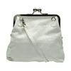 Dámská kožená kabelka sticksandstones, bílá, 964-1020 - 19