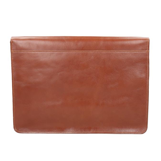 Kožená taška na dokumenty royal-republiq, hnědá, 964-3009 - 19