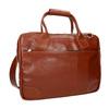 Kožená unisex taška royal-republiq, hnědá, 964-3003 - 13