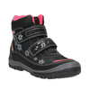Dětská kotníčková obuv mini-b, černá, 299-6610 - 13