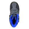 Dětská zimní obuv mini-b, šedá, 291-2601 - 19