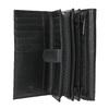 Dámská kožená peněženka bata, černá, 944-6168 - 15