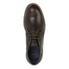 Kožené Chukka Boots bata, hnědá, 824-4701 - 19