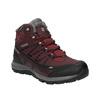 Dámská zimní obuv v Outdoor stylu salomon, červená, 691-5050 - 13