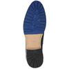 Pánská obuv ve výšce ke kotníkům bata, černá, 894-6656 - 26