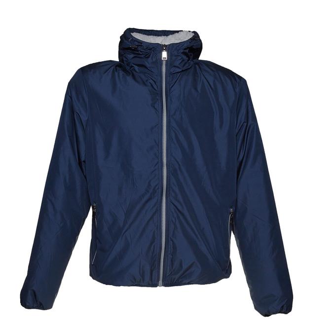 Pánská bunda s kapucí bata, modrá, 979-9617 - 13