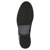 Kožená pánská obuv bata, černá, 896-6642 - 26
