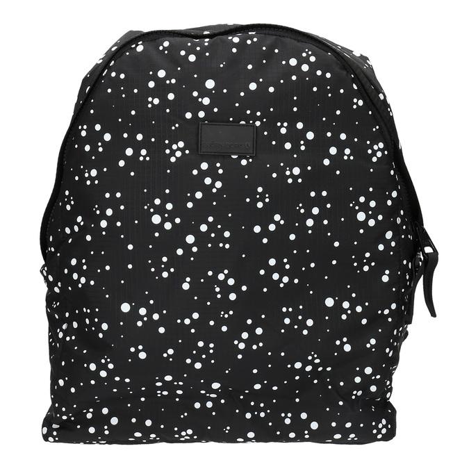 Batoh s puntíkovaným vzorem bjorn-borg, černá, 969-6030 - 19