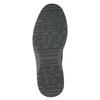 Pánská kožená zimní obuv bata, hnědá, 894-4659 - 26