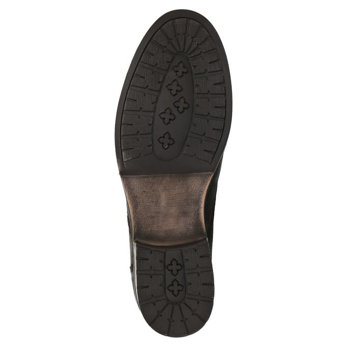 Pánská kožená obuv bata, hnědá, 896-4642 - 26