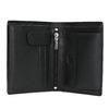 Kožená pánská peněženka bata, černá, 944-6169 - 15