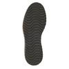 Kožená kotníčková obuv pánská bata, hnědá, 894-3658 - 26
