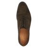Kožené polobotky v Oxford stylu vagabond, hnědá, 823-4036 - 19