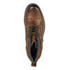 Kožená pánská obuv bata, hnědá, 894-3650 - 19