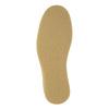Pánská kožená kotníčková obuv bata, černá, 896-6652 - 26