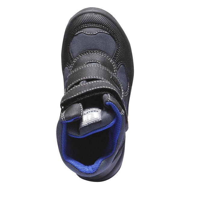 Chlapecká zimní obuv mini-b, šedá, 399-2100 - 19