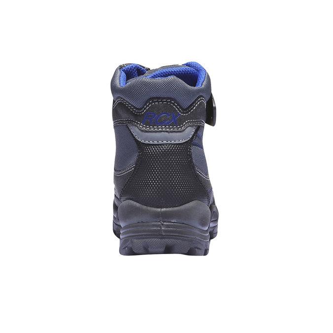 Chlapecká zimní obuv mini-b, šedá, 399-2100 - 17