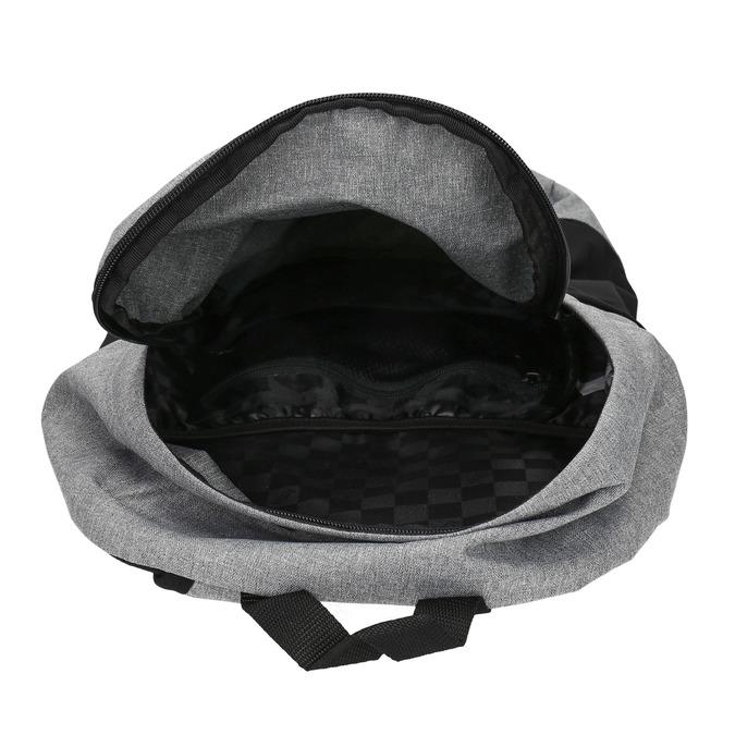Šedý batoh vans, šedá, 969-2008 - 15