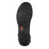 Pánská kožená kotníčková obuv merrell, černá, 806-6836 - 26
