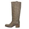 Kožené kozačky ve Western stylu bata, hnědá, 696-2608 - 19