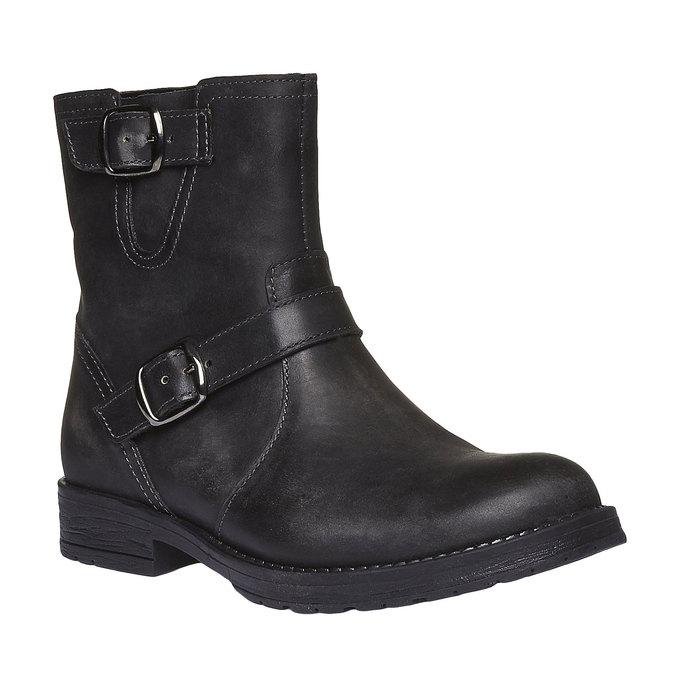 Kids shoes mini-b, černá, 394-6104 - 13