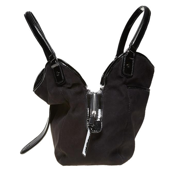 Elegantní dámská kabelka bata, černá, 969-6209 - 17