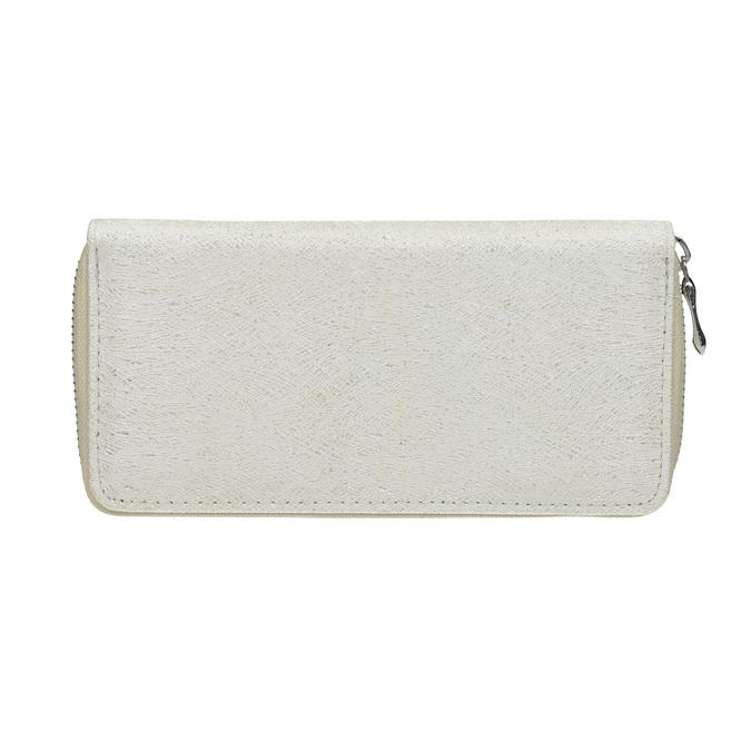 Elegantní dámská peněženka bata, stříbrná, 941-1151 - 19