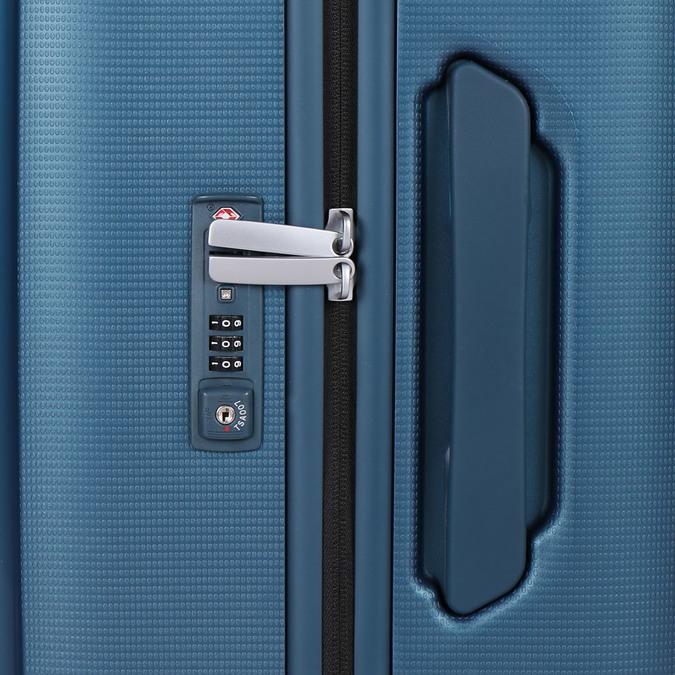 Cestovní kufr na kolečkách samsonite, tyrkysová, 960-7113 - 17