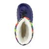 Dětská zimní obuv se zateplením mini-b, modrá, 292-9201 - 19