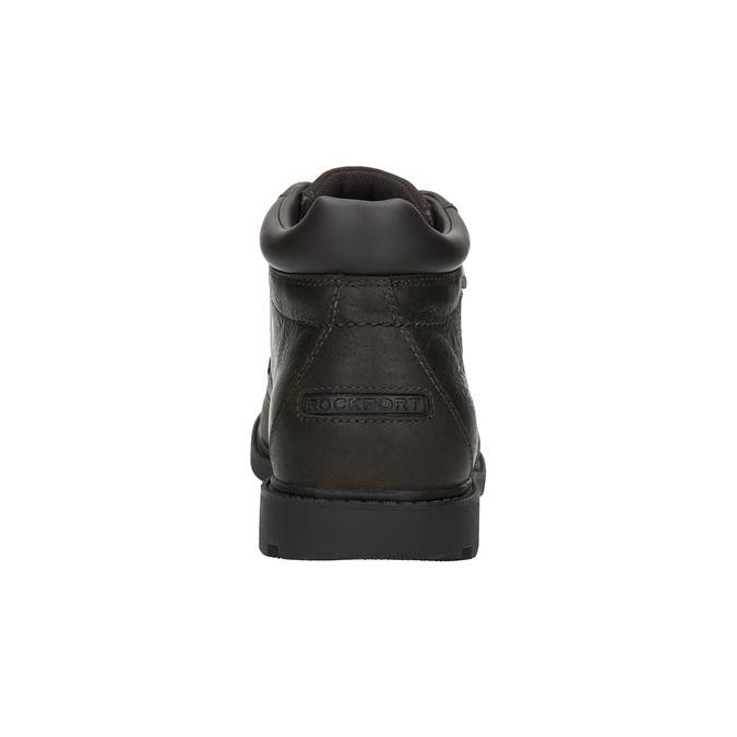 Pánská kotníčková obuv rockport, hnědá, 826-4109 - 17