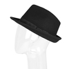 Černý klobouk bata, černá, 909-6263 - 26