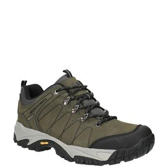 Kožená Outdoor obuv weinbrenner, hnědá, 846-3600 - 13