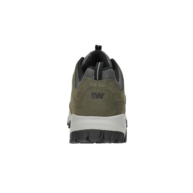 Kožená Outdoor obuv weinbrenner, hnědá, 846-3600 - 17