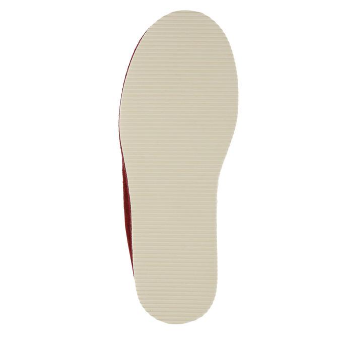 Domácí pantofle s umělým kožíškem bata, červená, 579-5612 - 26