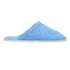 Dámská domácí obuv modrá bata, modrá, 579-9610 - 15