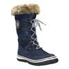 Stylové sněhule s kožíškem bata, modrá, 599-9609 - 13