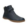 Dámská kotníčková obuv el-naturalista, modrá, 516-9040 - 13