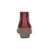 Kožená dámská obuv ke kotníkům el-naturalista, červená, 624-5043 - 17
