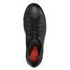 Dámské kožené tenisky bata, černá, 524-6349 - 19