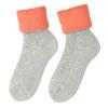 Dámské Termo ponožky matex, oranžová, šedá, 919-5380 - 26