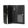 Dámská kožená peněženka bata, černá, 944-6357 - 15